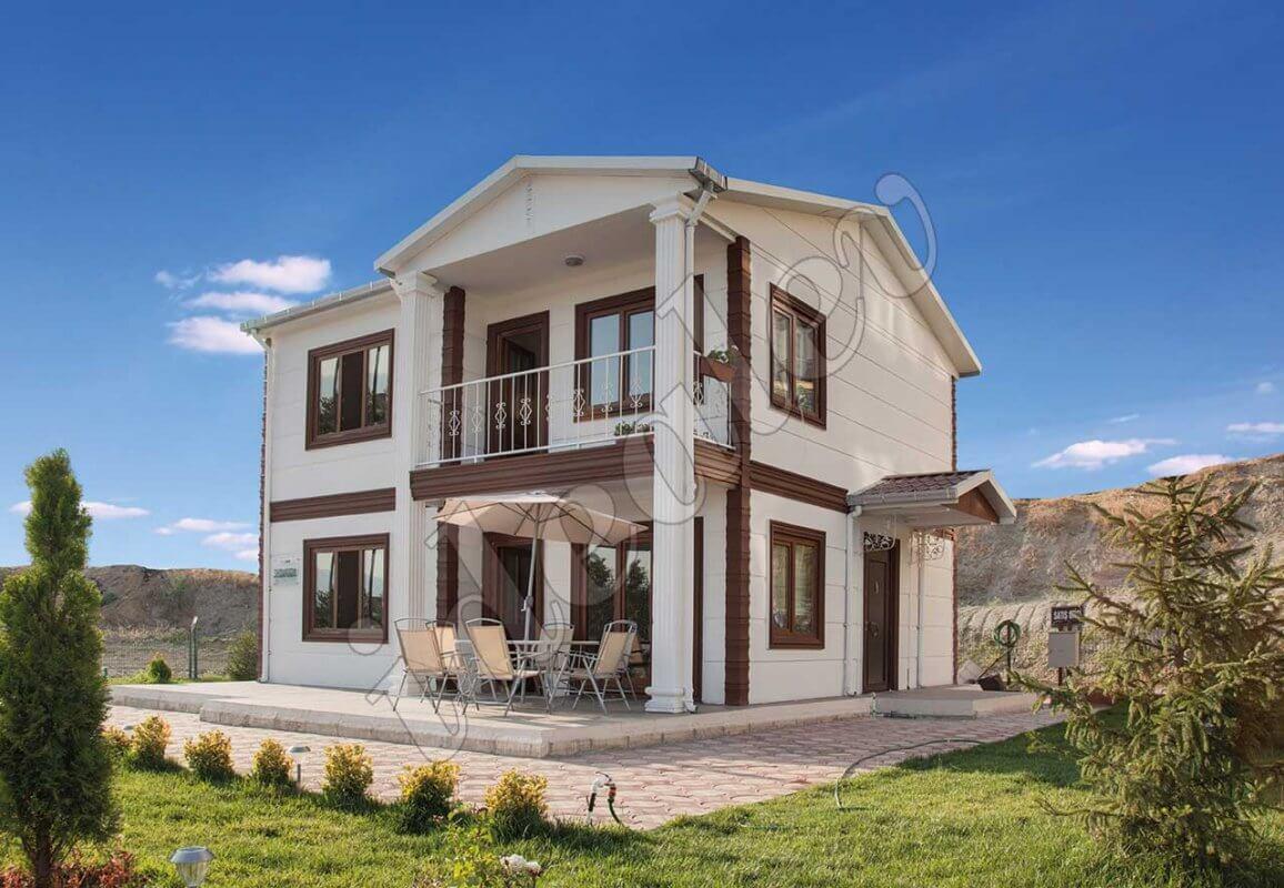 Dubleks prefabrik ev fiyatları