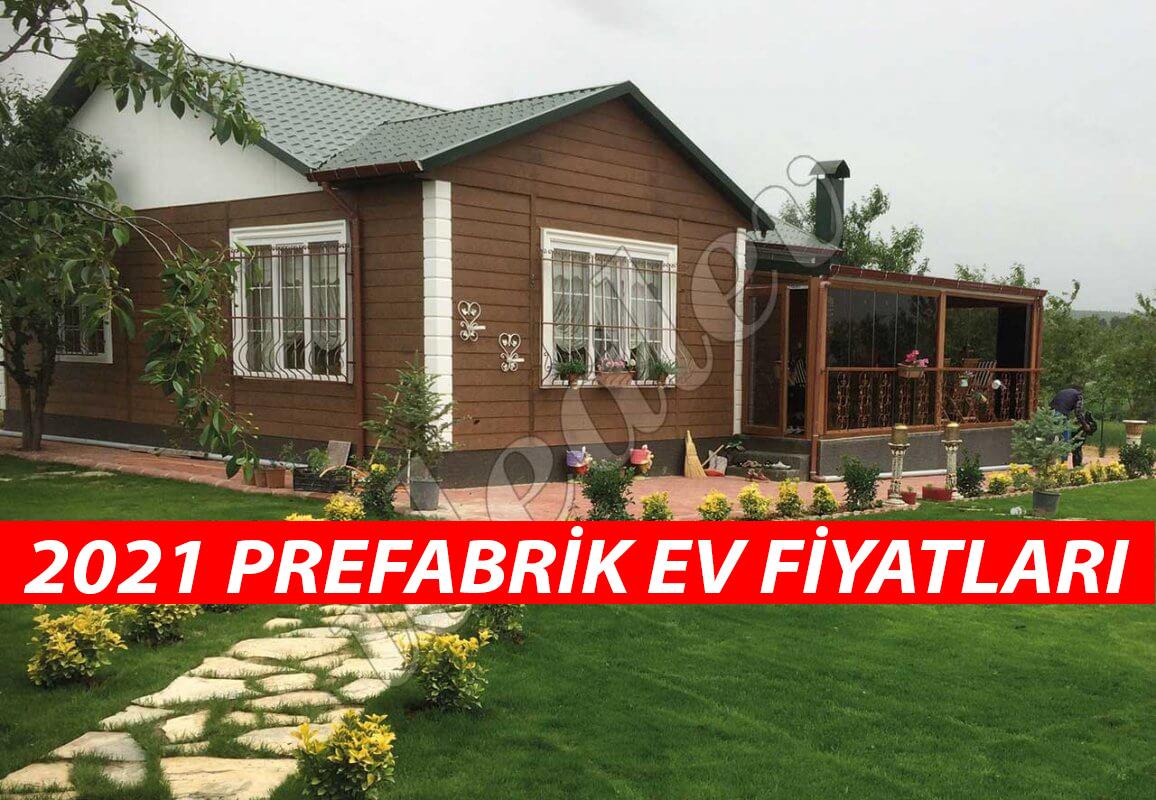 2021 prefabrik ev fiyatlari prefabrik